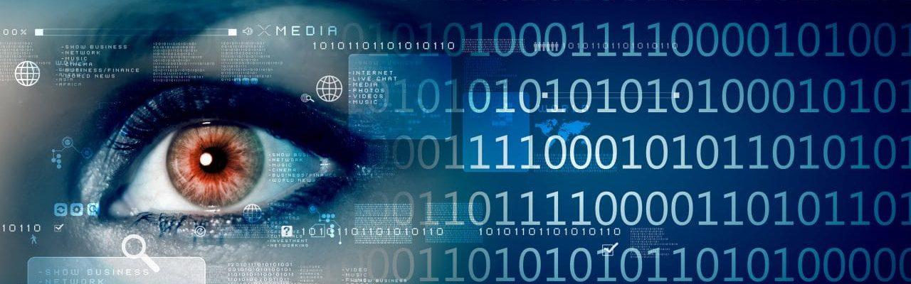 Bild Auge und Daten