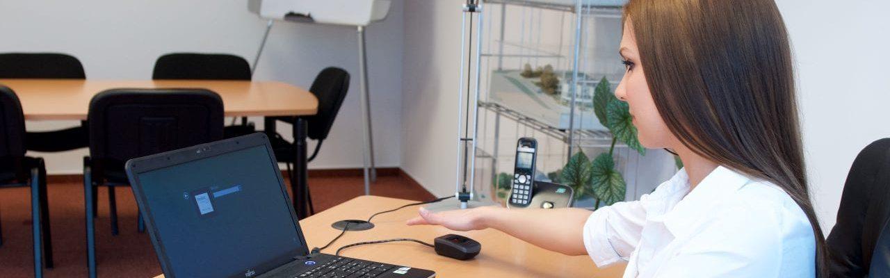 Biometrische Windows-Anmeldung mit PalmSecure